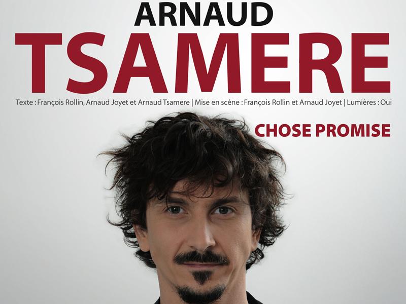 Arnaud tsamere 20h40