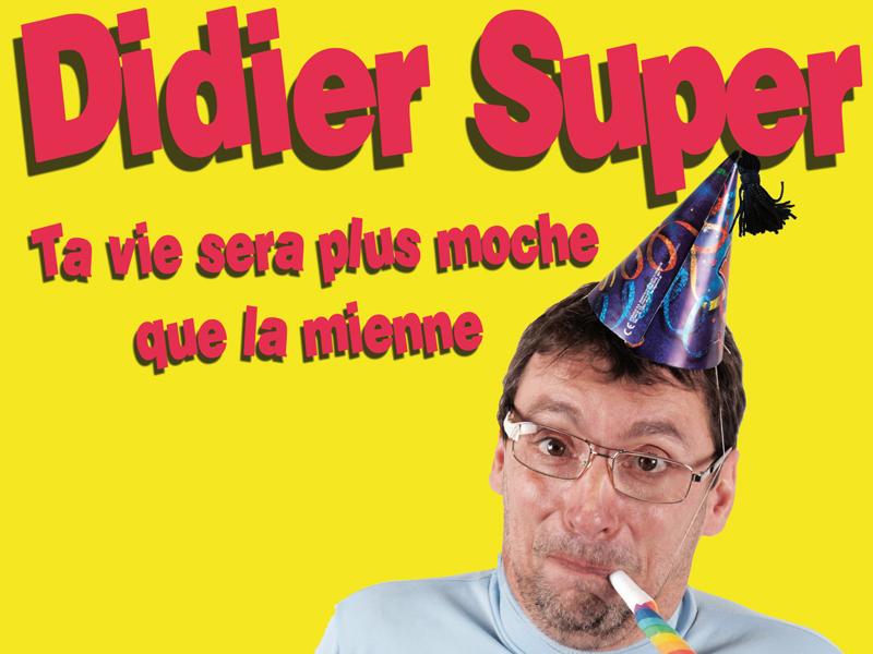 Didier Super 20h40