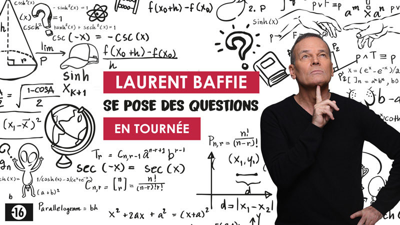 Laurent baffie se pose des questions 20h40