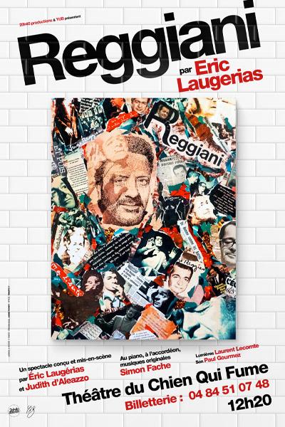 Reggiani par Eric Laugérias 20h40