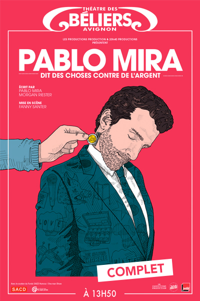 Pablo Mira spectacle complet 20h40