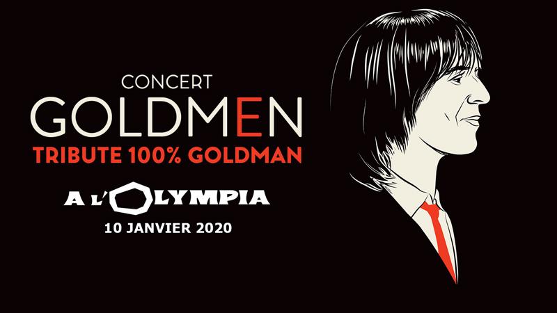 concert golden Olympia 20h40