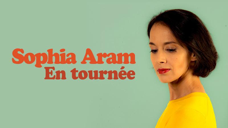Sophia Aram en tournée 20h40